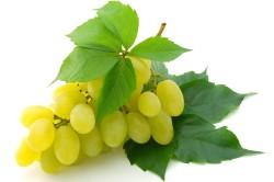 Выбор спелого винограда для варенья