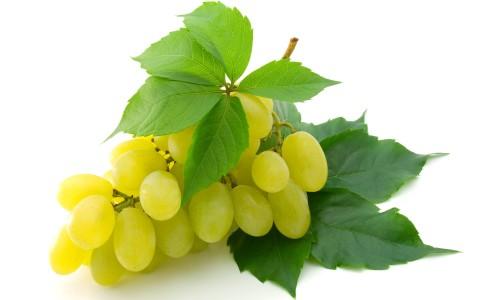 Белый виноград для варенья