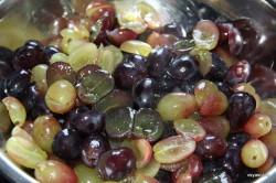 Удаление косточек из винограда
