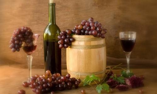 Готовое домашнее вино