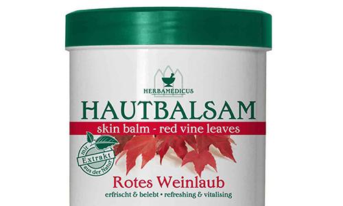 Экстракт-бальзам из листьев красного винограда