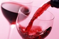 Виноградное красное вино