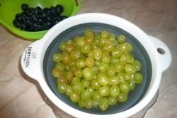 Мытый виноград