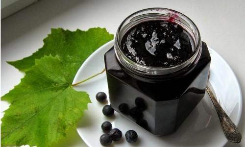 варенье с винограда синего